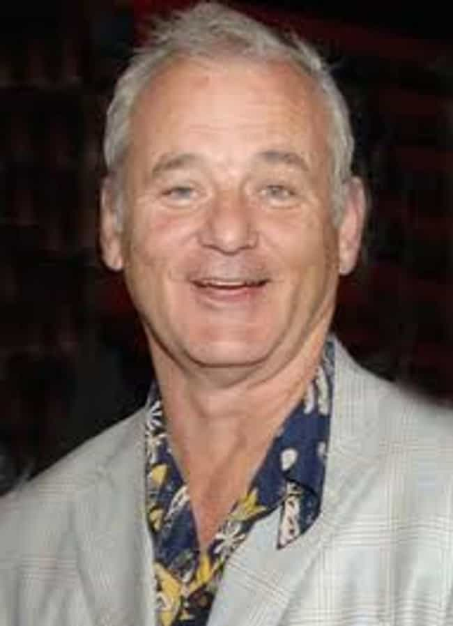 Bill Murray on Bill Murray is listed (or ranked) 4 on the list The Best Bill Murray Quotes