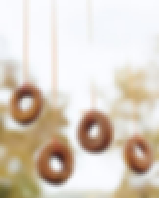 Doughnuts on a String is listed (or ranked) 2 on the list Halloween Party Games