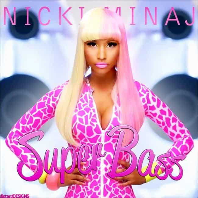 Nicki Minaj - Super Bass is listed (or ranked) 2 on the list The Best Nicki Minaj Music Videos