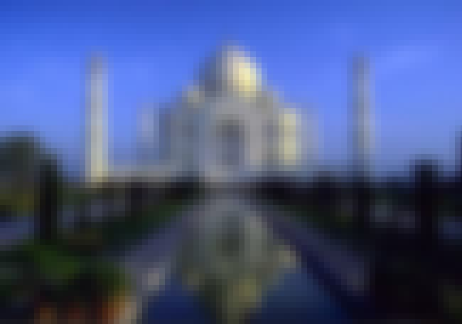 Taj Mahal is listed (or ranked) 1 on the list World's Five Most Beautiful Buildings