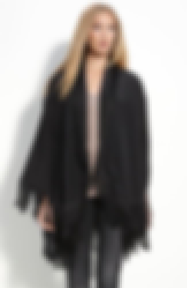 Winter Kate Fringed Silk Jacke... is listed (or ranked) 3 on the list Coolest Ladies Coats and Jackets