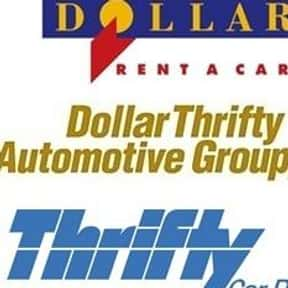 Dollar-Thrifty Automotive Grou is listed (or ranked) 10 on the list Companies Headquartered in Oklahoma