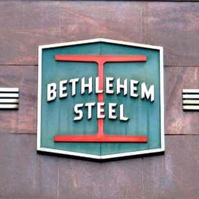 Bethlehem Steel Corporation is listed (or ranked) 22 on the list Companies Headquartered in Pennsylvania
