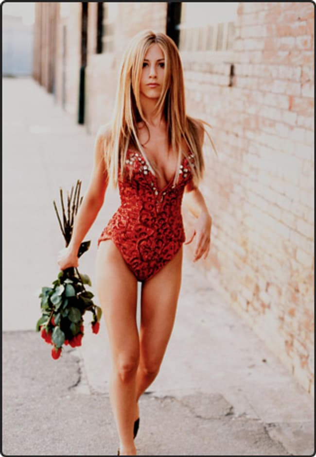 Jennifer Aniston In Embellishe Is Listed Or Ranked 2 On The