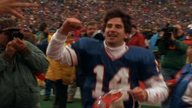 1992 AFC Wild-Card Game ... is listed (or ranked) 2 on the list The Biggest Sports Team Collapses in History