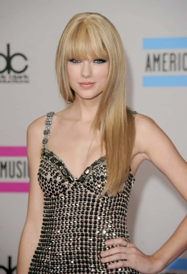 Taylor Swift as the Hottest Gi is listed (or ranked) 22 on the list The 26 Hottest Taylor Swift Pictures