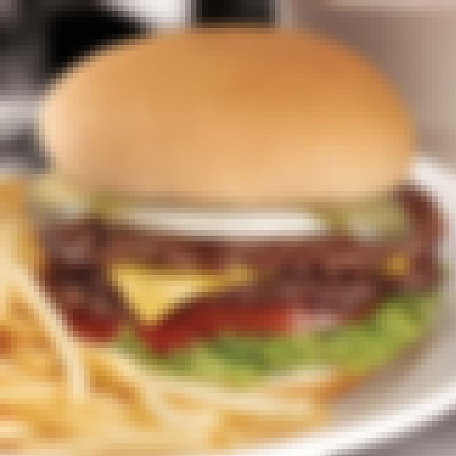 Steak 'n Shake Double &#39... is listed (or ranked) 8 on the list The Best Fast Food Burgers