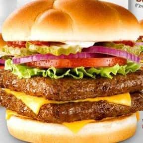 Wendy's Dave's Hot 'n Juicy Do is listed (or ranked) 6 on the list The Best Fast Food Burgers