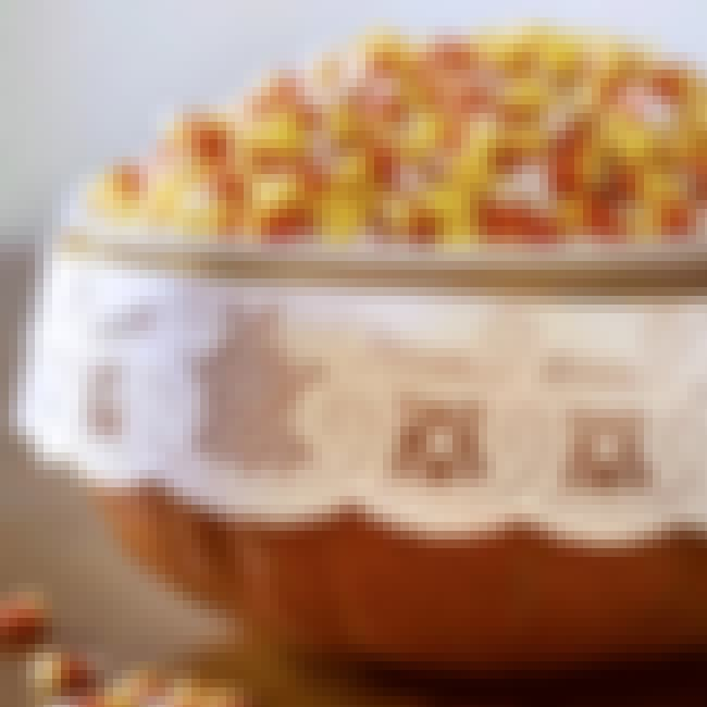 Pumpkin Candy Dish is listed (or ranked) 8 on the list Halloween Decoration Ideas