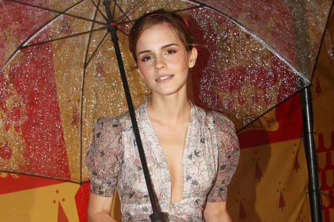 Emma Watson Likes to See Her R is listed (or ranked) 17 on the list The 27 Sexiest Emma Watson Pictures Ever Taken