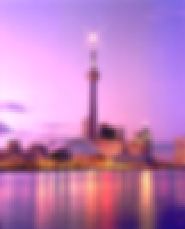 The CN Tower is listed (or ranked) 3 on the list The Best Places To Visit In Toronto