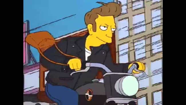 Armin Tamzarian is listed (or ranked) 4 on the list The 10 Most Memorable Simpsons Alter-Egos