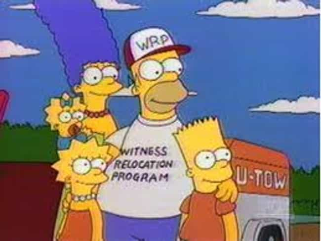 The Thompsons is listed (or ranked) 2 on the list The 10 Most Memorable Simpsons Alter-Egos