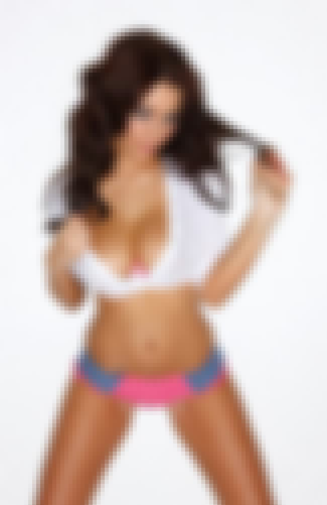 Holly Peers in White Button Bl... is listed (or ranked) 3 on the list Hottest Holly Peers Photos