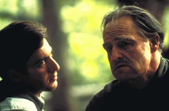 Your business is a littl... is listed (or ranked) 4 on the list The Godfather Movie Quotes