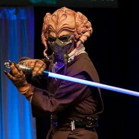 Plo Koon is listed (or ranked) 23 on the list Vader to Binks: Best to Worst Star Wars Characters