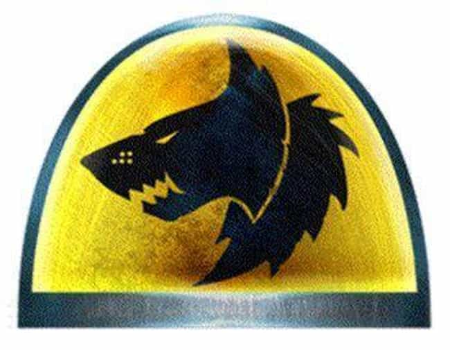 Space Wolves is listed (or ranked) 2 on the list The Best Warhammer 40k Space Marine Chapters