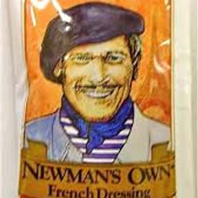 Newman's Own French Dressi is listed (or ranked) 8 on the list The Very Best Newman's Own Salad Dressing Flavors