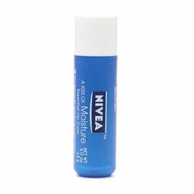Nivea Lip Care A Kiss Of... is listed (or ranked) 4 on the list The Lip Balm You Always Carry with You
