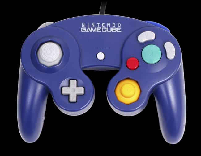 Nintendo GameCube is listed (or ranked) 6 on the list The Best Video Game System Controllers Ever