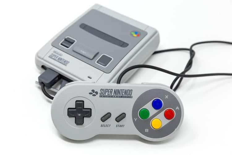 The Best Video Game System Controllers Ever