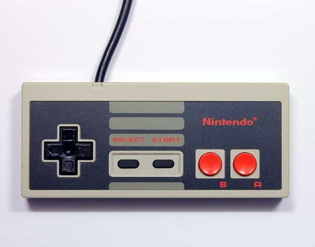 Nintendo Entertainment S... is listed (or ranked) 7 on the list The Best Video Game System Controllers Ever