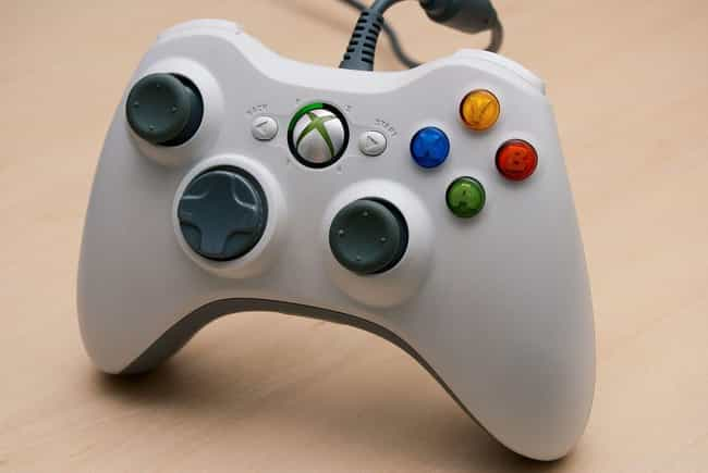 Xbox 360 is listed (or ranked) 1 on the list The Best Video Game System Controllers Ever