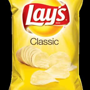 Lays Classic Potato Chips is listed (or ranked) 11 on the list The World's Most Delicious Chips, Crisps & Crunchy Snacks