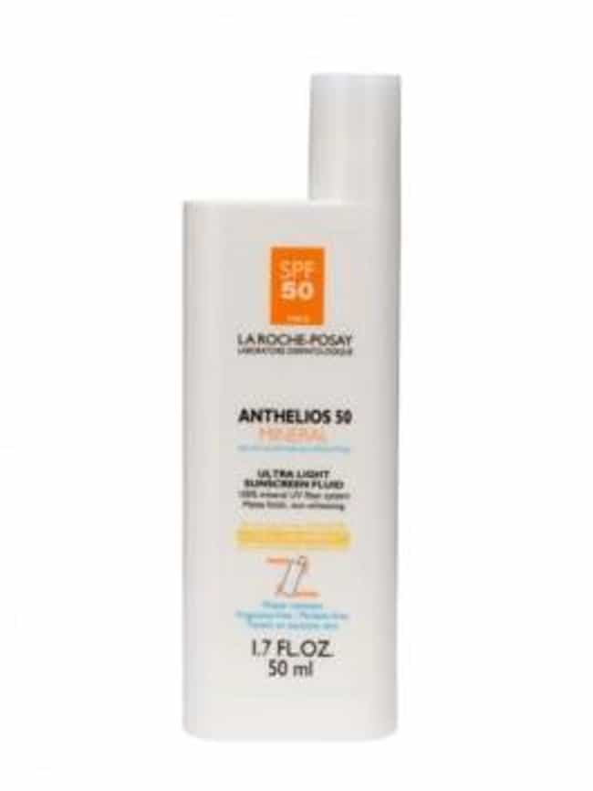 La Roche-Posay Anthelios Miner... is listed (or ranked) 4 on the list The Best Sunscreen