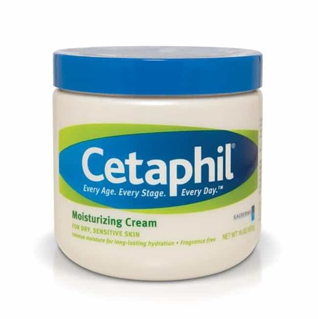 Cetaphil Moisturizing Cream is listed (or ranked) 2 on the list The Best Facial Moisturizer