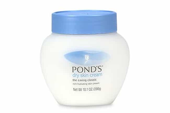 Pond's Dry Skin Cream is listed (or ranked) 4 on the list The Best Facial Moisturizer