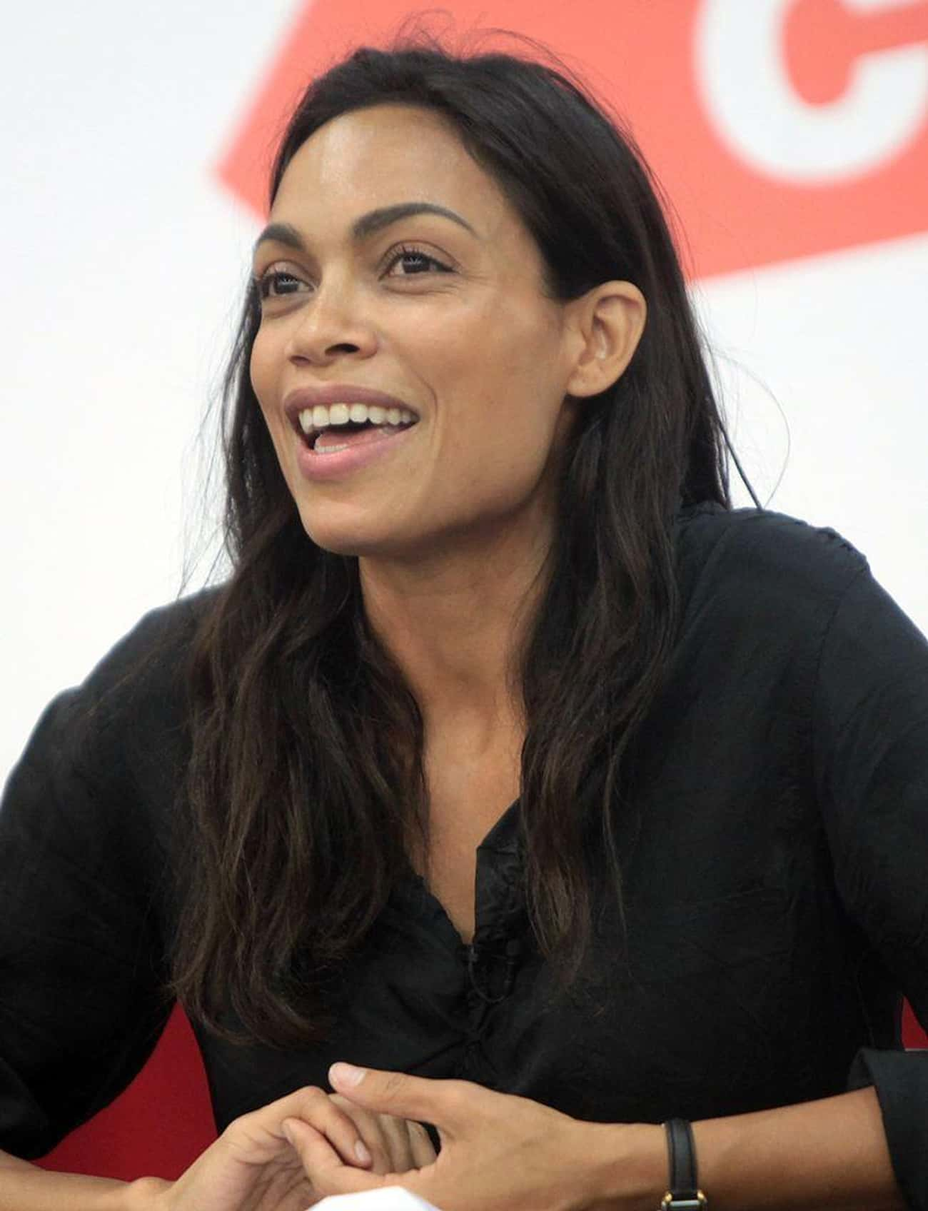 Rosario Dawson Licked By Mom is listed (or ranked) 3 on the list The 7 Weirdest Parental Punishments