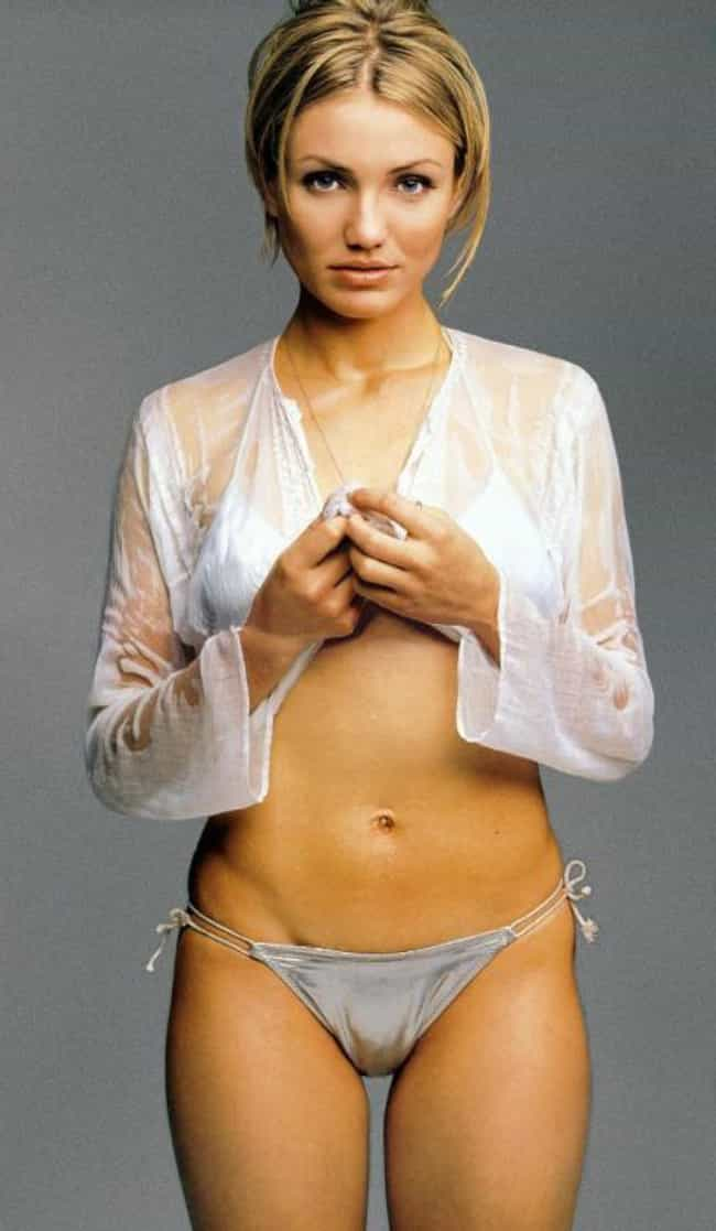 Cameron Diaz Doesn't Think... is listed (or ranked) 3 on the list The Hottest Cameron Diaz Photos of All Time
