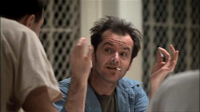 Time for medicine is listed (or ranked) 1 on the list One Flew Over The Cuckoo's Nest Movie Quotes