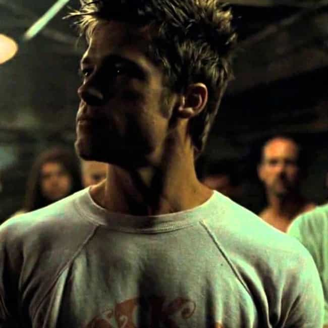 God doesn't want us is listed (or ranked) 4 on the list The Best 'Fight Club' Movie Quotes