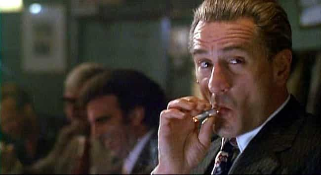 Never rat on your friends. is listed (or ranked) 2 on the list Goodfellas Movie Quotes