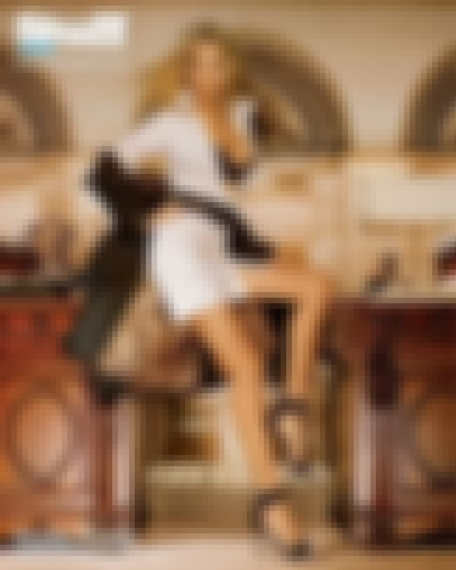 Ivanka Trump in Liquorish Long... is listed (or ranked) 2 on the list Hottest Ivanka Trump Photos