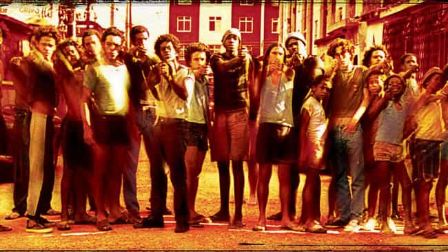 It Takes Guts is listed (or ranked) 2 on the list City of God Movie Quotes