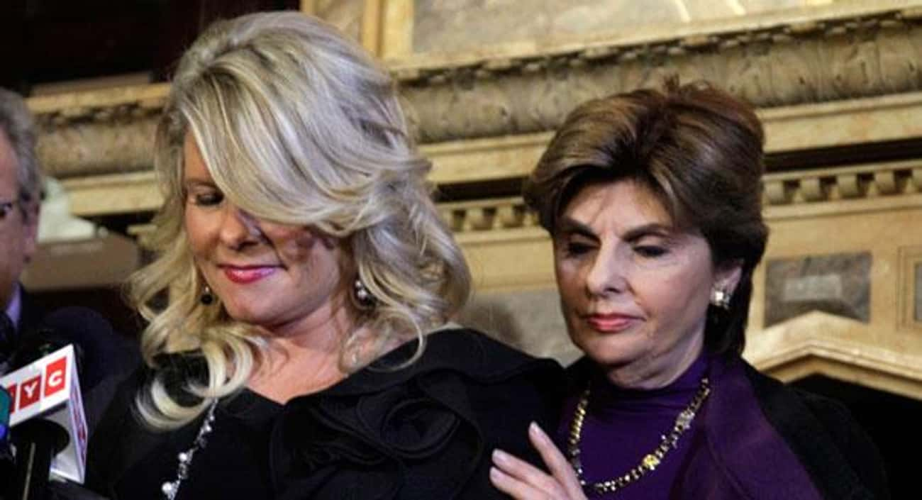 Sharon Bialek is listed (or ranked) 2 on the list Gloria Allred Client List: Famous Gloria Allred Clients