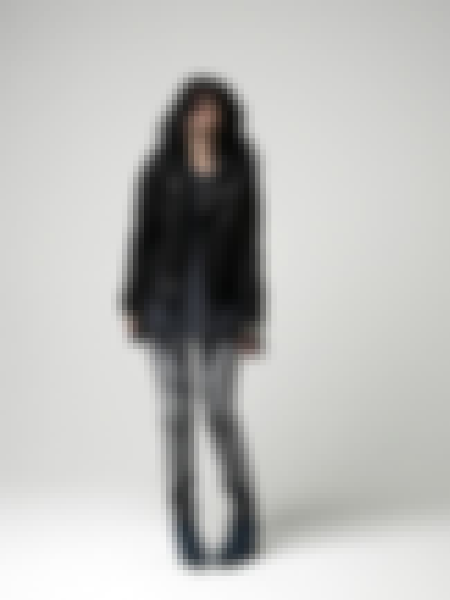 Alison Mosshart in Hooded Leat... is listed (or ranked) 3 on the list The 20 Hottest Alison Mosshart Photos