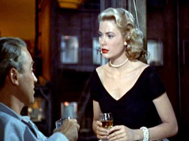 Yes, You are Creative is listed (or ranked) 4 on the list Rear Window Movie Quotes