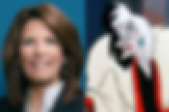 Michele Bachmann/Cruella de Vi... is listed (or ranked) 5 on the list Why The 8 GOP Candidates Are Like Famous Supervillains
