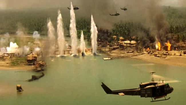 We Must Kill Them is listed (or ranked) 3 on the list Apocalypse Now Movie Quotes