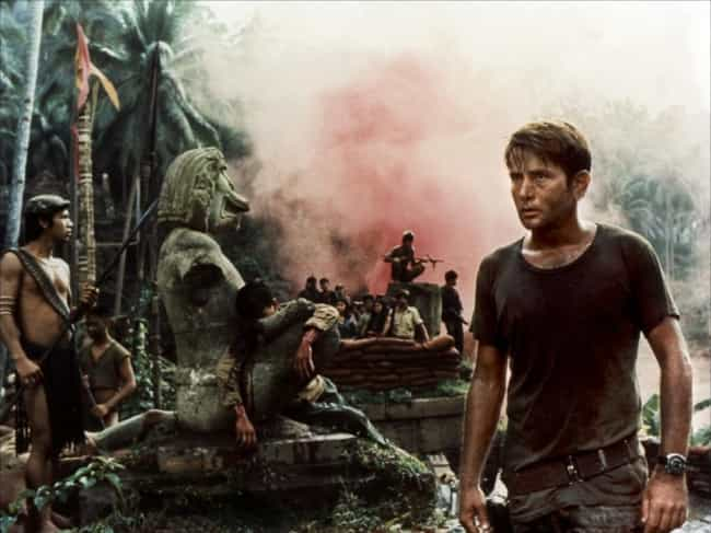 Dream And Nightmare is listed (or ranked) 2 on the list Apocalypse Now Movie Quotes
