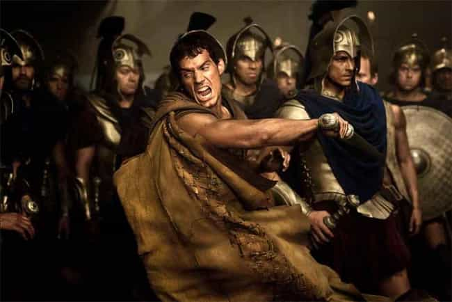 Fathers, Sons and War is listed (or ranked) 1 on the list Immortals Movie Quotes