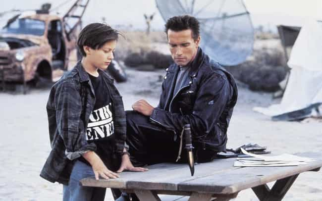 With a Sense of Hope is listed (or ranked) 2 on the list Terminator 2: Judgement Day Movie Quotes