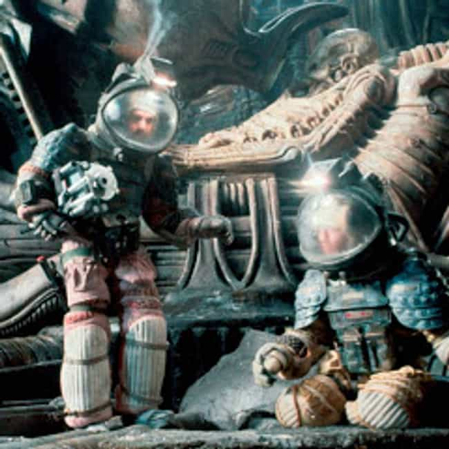 We Won't Need Any Rocket is listed (or ranked) 1 on the list Alien Movie Quotes