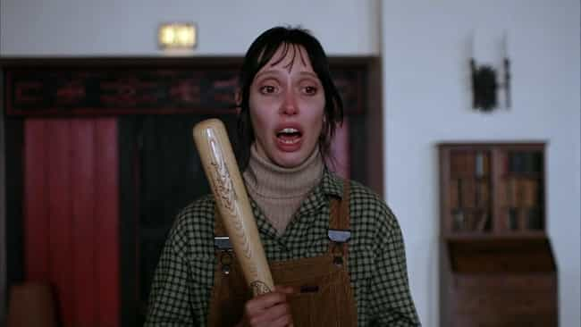 Kinda' Claustrophobic is listed (or ranked) 8 on the list The Shining Movie Quotes