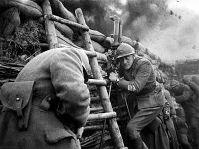 A Difficult Situation is listed (or ranked) 4 on the list Paths of Glory Movie Quotes
