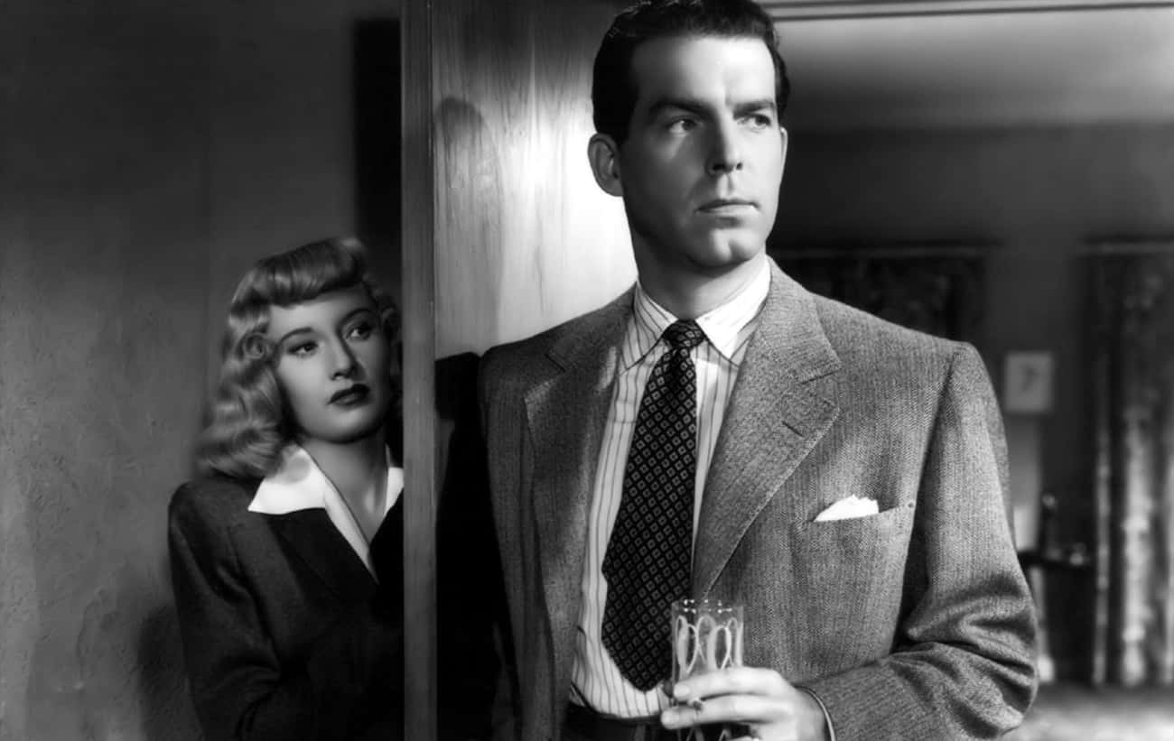 Who'd You Think I Was? is listed (or ranked) 2 on the list Double Indemnity Movie Quotes